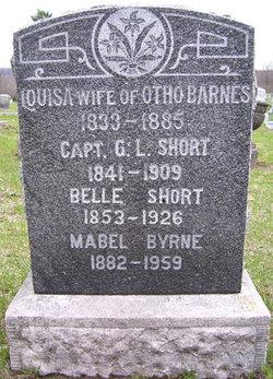 Mabel H <i>Short</i> Byrne