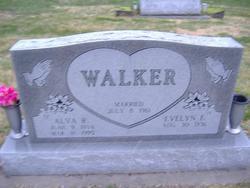 Alva Ray Richard Walker