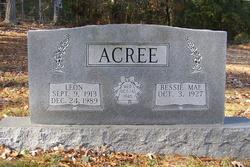 Besse Mae Acree