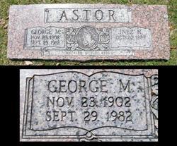 George Malone Astor, Sr