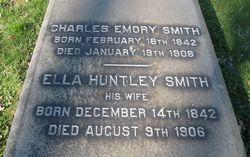 Ella <i>Huntley</i> Smith