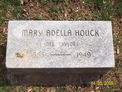Mary Adella <i>Taylor</i> Houck