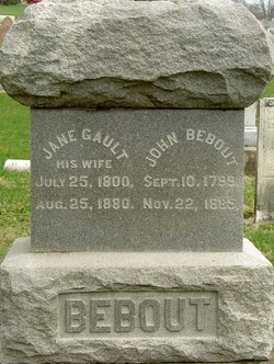 John Bebout