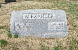 Archer A. Alexander