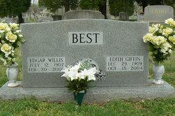 Edgar Willis Best
