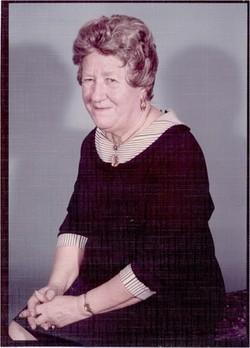 Gladys Leola <i>Corderman</i> Parmley