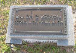 Maj Lyn Davis McIntosh