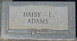 Daisy E. Adams