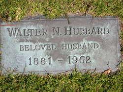 Walter N Hubbard