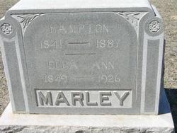 Ella Ann Elizabeth <i>Martin</i> Marley