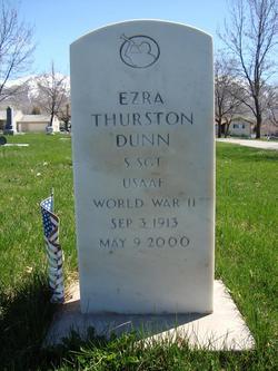 Ezra Thurston Dunn