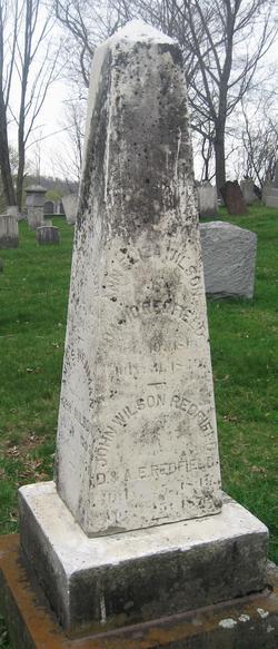 Ann Eliza <i>Wilson</i> Redfield