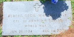 Albert Cecil Marshall, Jr
