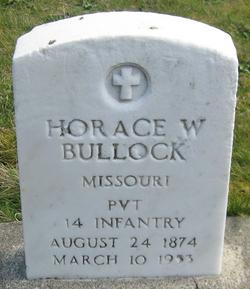 Horace W. Bullock
