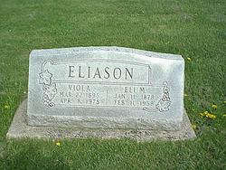 Elias Martin Eli Eliason
