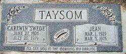 Martha Jean <i>Thomson</i> Taysom