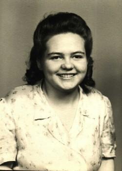 Shirley Jeanne <i>Chrisman</i> Gregerson