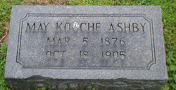 Hattie Mae <i>Koonce</i> Ashby