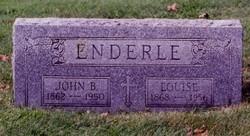 John Baptist Enderle