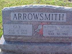 Kathryn Margaret <i>Payne</i> Arrowsmith