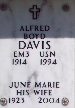 Alfred Boyd Davis