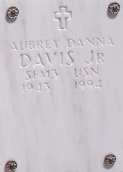 Aubrey Danna Davis, Jr