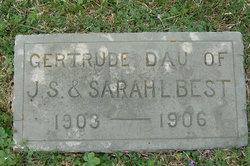 Gertrude Best