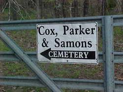 Charity Elizabeth <i>Cox</i> Parker