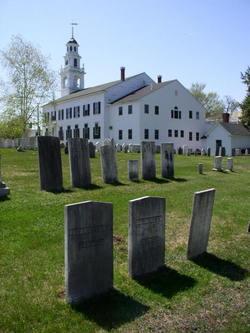 Unitarian Churchyard Cemetery
