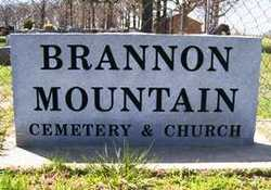 Brannon Mountain Cemetery