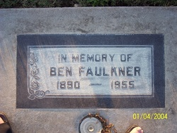 William Benjamin Faulkner