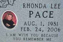 Rhonda Lee Pace