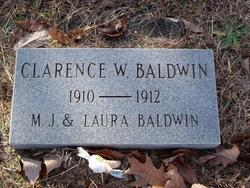Clarence W. Baldwin