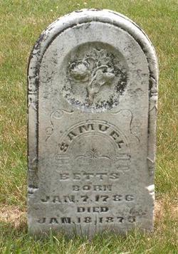 Samuel J. Betts