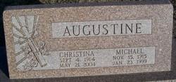 Christina <i>Geist</i> Augustine