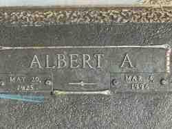 Albert A Billinger