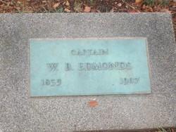 Capt William B. Edmonds
