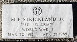 Melville Elijah Strickland, Jr