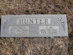 Dorinda <i>Burton</i> Hunter