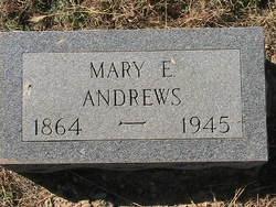Mary E Andrews