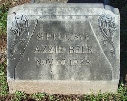 Azzie <i>Stegall</i> Belk