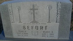 John A Befort