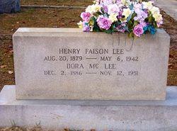 Dora Finlayson <i>McCullen</i> Lee