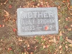 Ella T. <i>Clements</i> Brigham