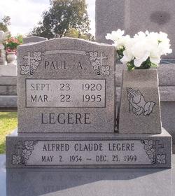 Alfred Claude Legere