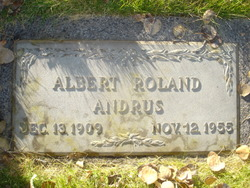 Albert Roland Andrus