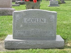 Lucille <i>Bailey</i> Goplen