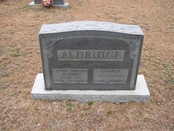 Carrie Virginia <i>Bland</i> Aldridge