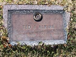 Ted Jones Alkire, Jr