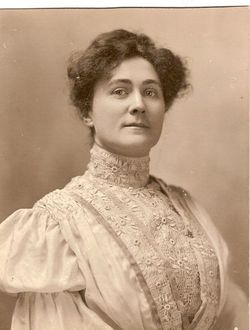 Florence <i>Hunter</i> Bowden Bell